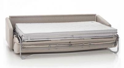 Sof cama con apertura horizontal sofas cama cruces for Sofas camas cruces