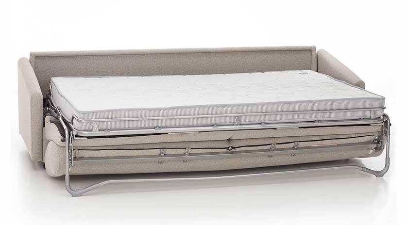 Sofá cama horizontal frontal