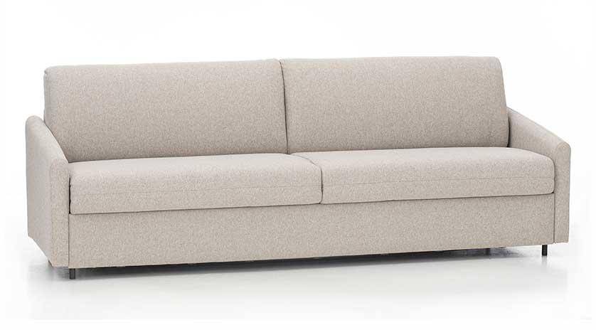 Sofá cama horizontal apertura