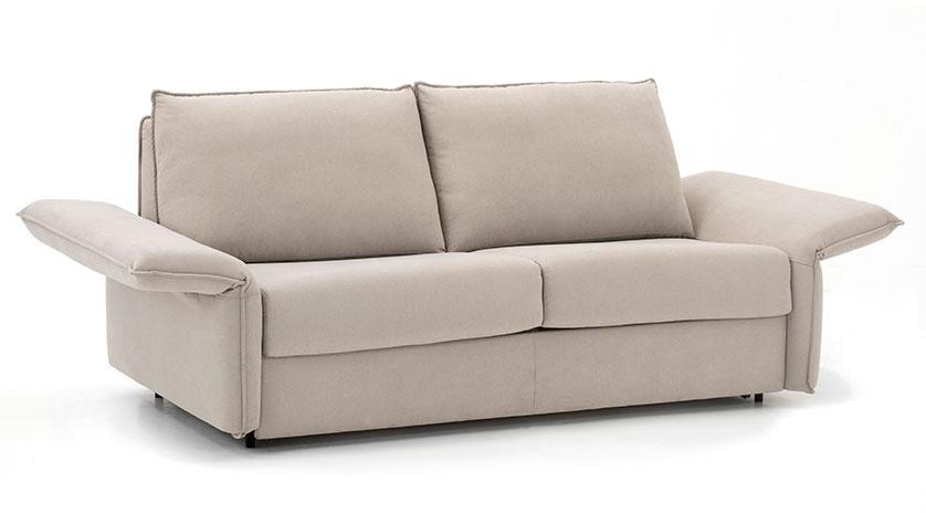 Sof cama de matrimonio con chaise longue opcional sofas for Compra de sofa cama