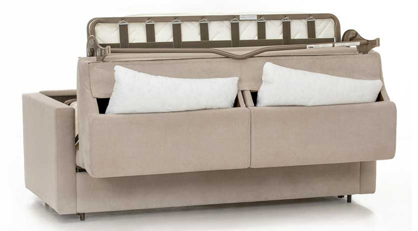 sof cama con brazo estrecho sofas cama cruces