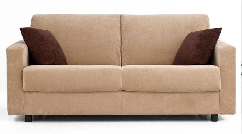 Sofá cama 140x200 frontal