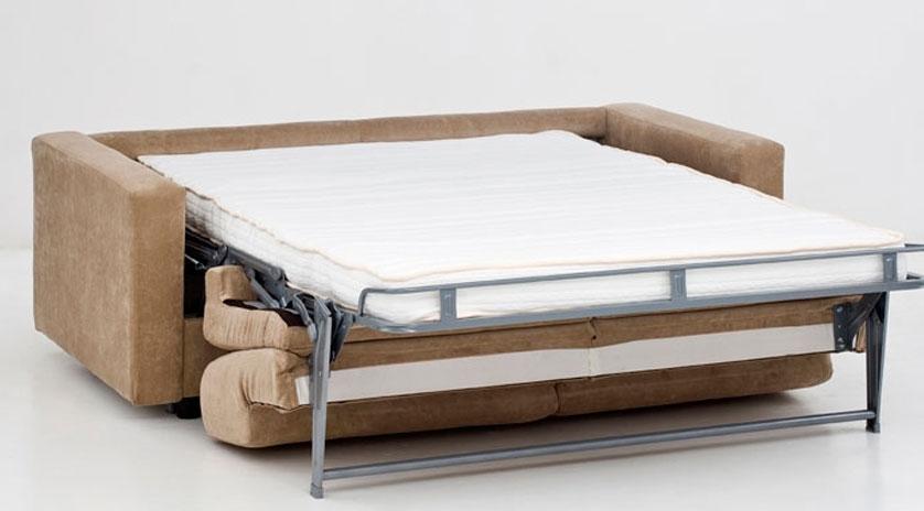 Sofá cama 140x200 abierto