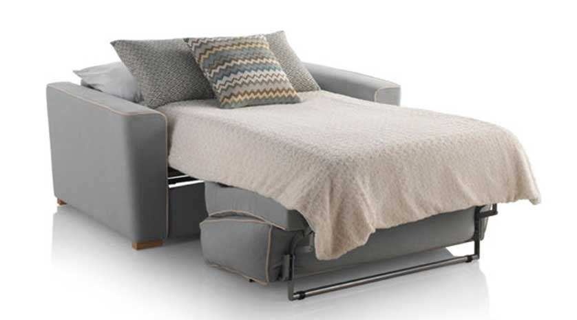 6 sofas cama peque os para espacios reducidos sofas cama for Sofa cama pequeno medidas