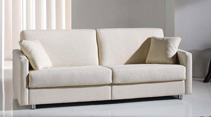 Sof cama con dos camas gemelas sofas cama cruces for Sofas modernos madrid