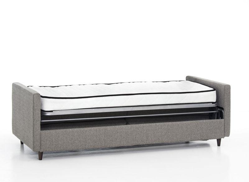 Sof cama peque o con medidas reducidas sofas cama cruces - Sofa cama medidas ...