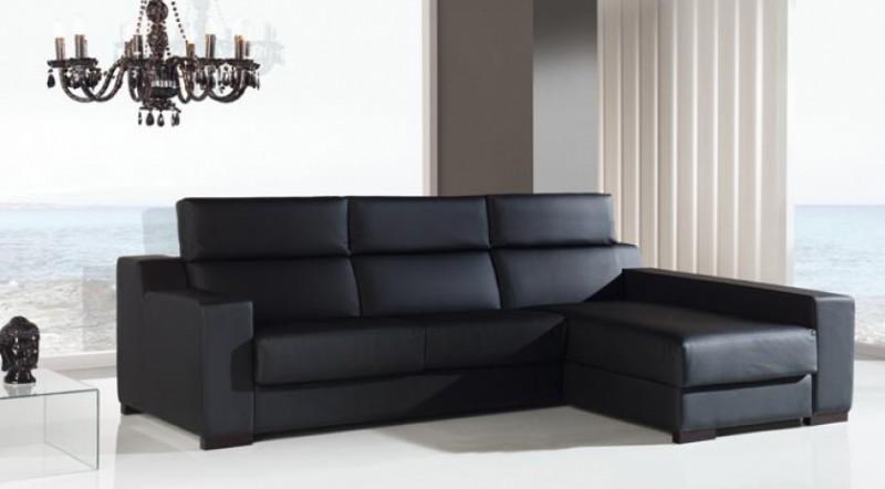 Caracter sticas de los sof cama chaise longue que debemos for Sofa cama chaise longue piel